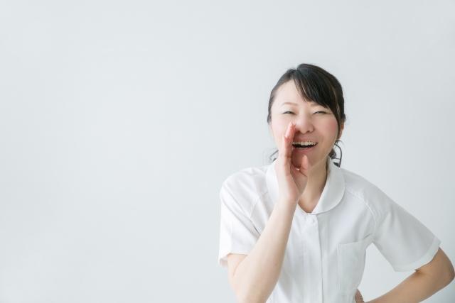 就職前・転職前の健康診断で注意する看護師のイメージ