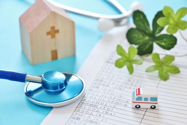 就職・転職前の健康診断を受ける病院